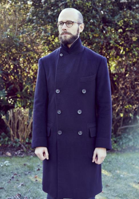 cifonelli bespoke tailor overcoat