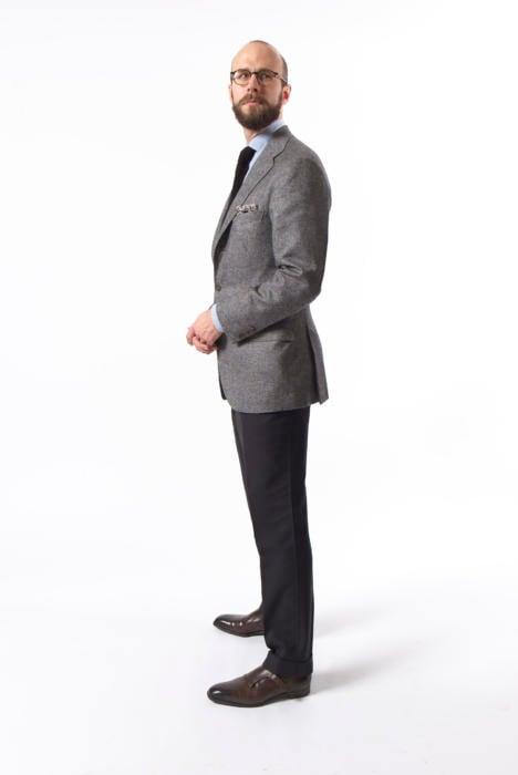 Calvo de Mora bespoke jacket