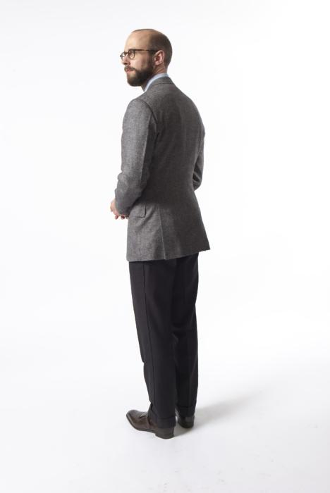 Calvo de Mora bespoke jacket tailor