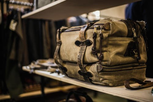 Filson vintage bag