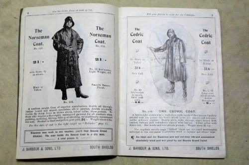 Archive the norseman coat