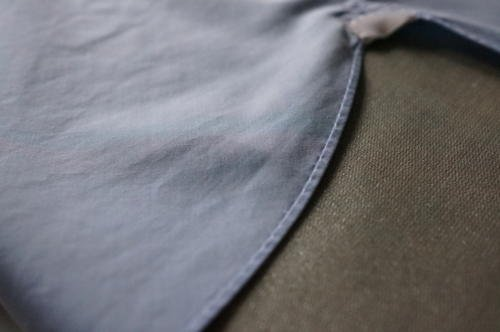 D'Avino Fiorenzo Auricchio shirt detail