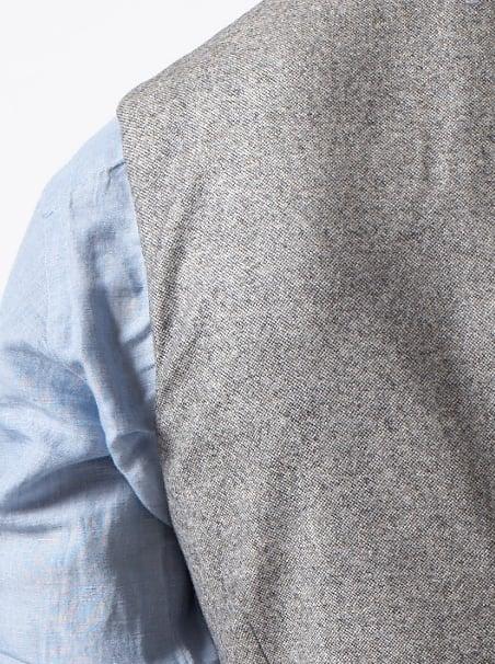 waistcoat close up