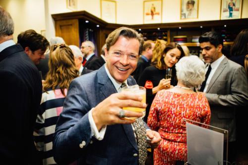 150 Neil Stainton Dege and Skinner Savile Row 150 year anniversary