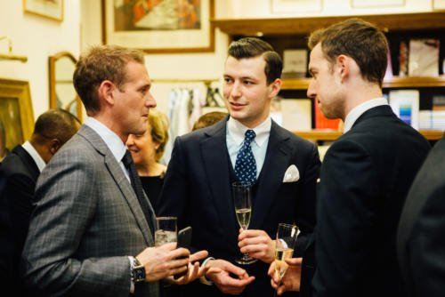 Dege and Skinner Savile Row 150 year anniversary5