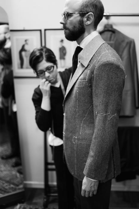Ferdinano Caraceni bespoke tailor