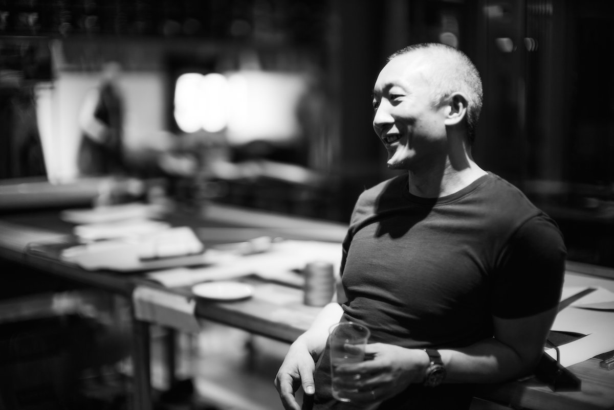 Interview: Jonathan Cheung, Head of Design, Levi's