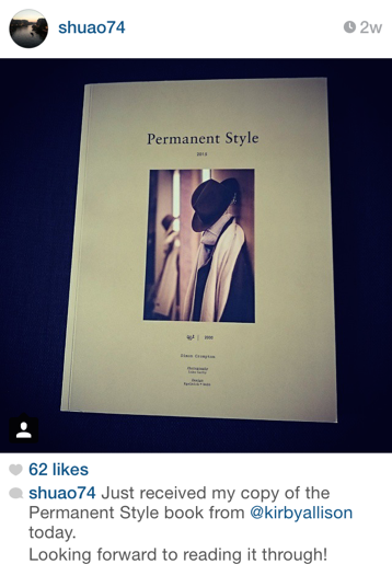 Permanent Style 20155