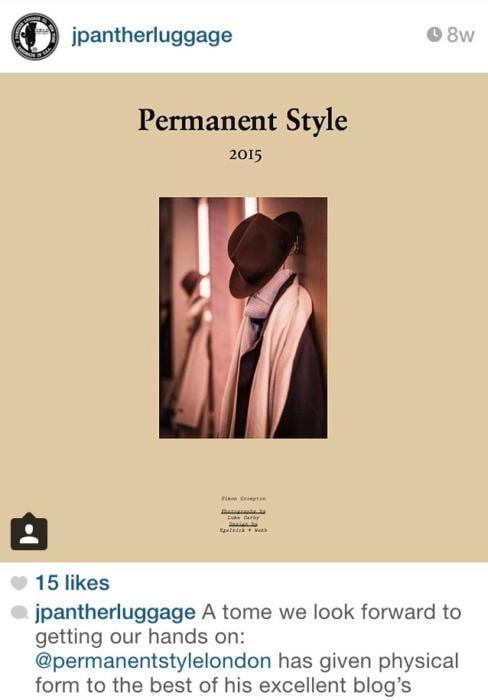 Permanent Style 201590