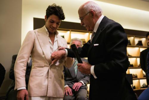 Antonio Panico suit