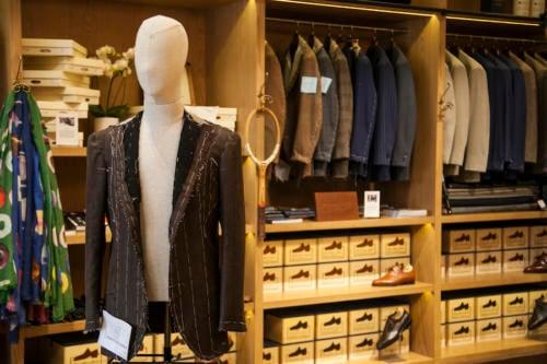 Brio Beijing store menswear