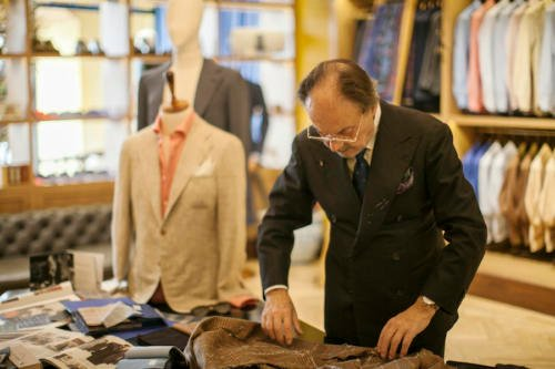 Brio Beijing tailoring