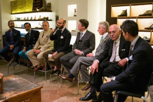 Simon Crompton Tailoring Symposium