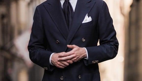 Evening Coat for Men