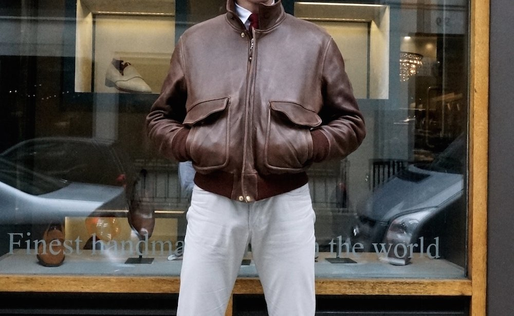 651050f5ed4 Chapal jacket Thomas ...