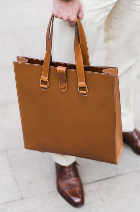 Globe-Trotter Permanent Style tote bag