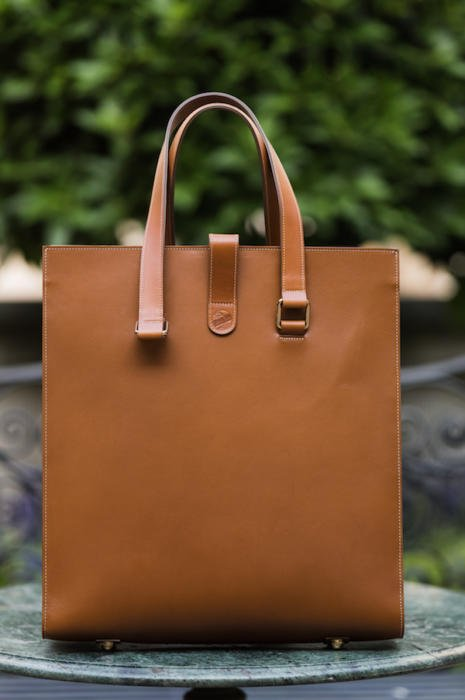 Globe-Trotter Permanent Style tote bag2