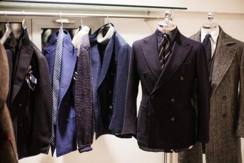 Stile Latino tailoring