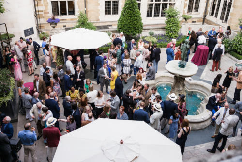 The BTBA summer party