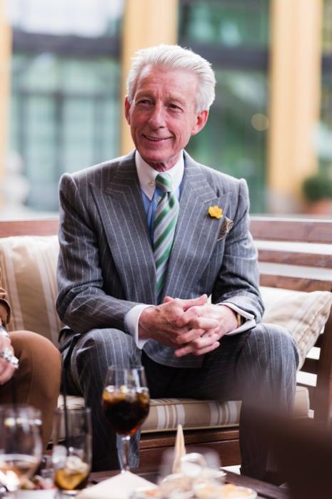 Edward Sexton bespoke tailor