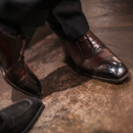 gaziano and girling bespoke oxford shoes