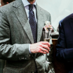 grey flannel suit bespoke anderson and sheppard