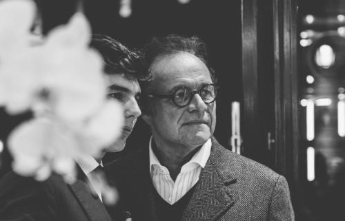CIfonelli store Paris launch with Romain