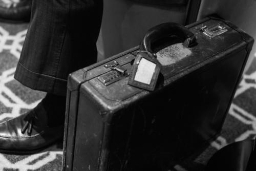 Pier-Luigi Loro Piana suitcase
