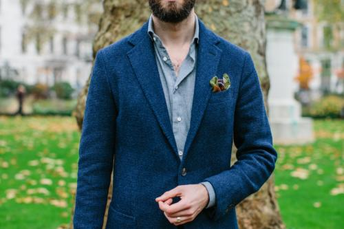 stile latino jacket