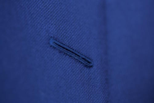 Whitcomb Shaftesbury suit buttonhole