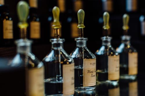 bespoke perfume samples