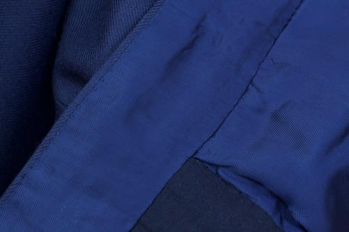 bespoke suit waistband