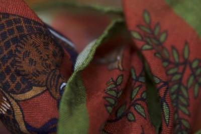 wool drakes handkerchief