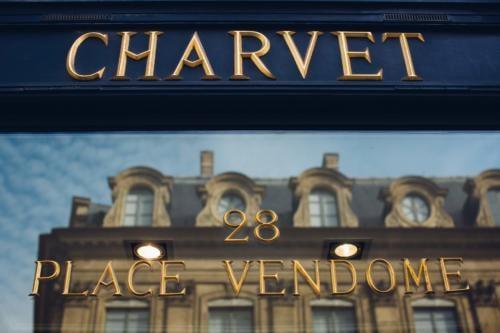 Charvet paris