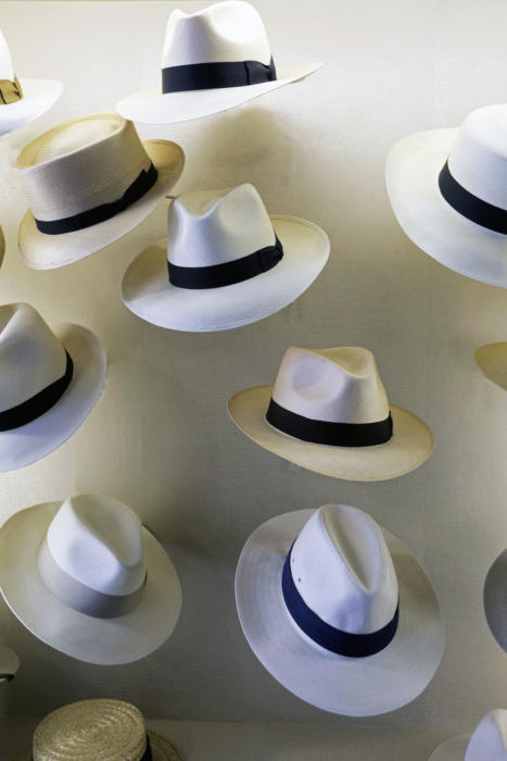 Lock & Co panama hats