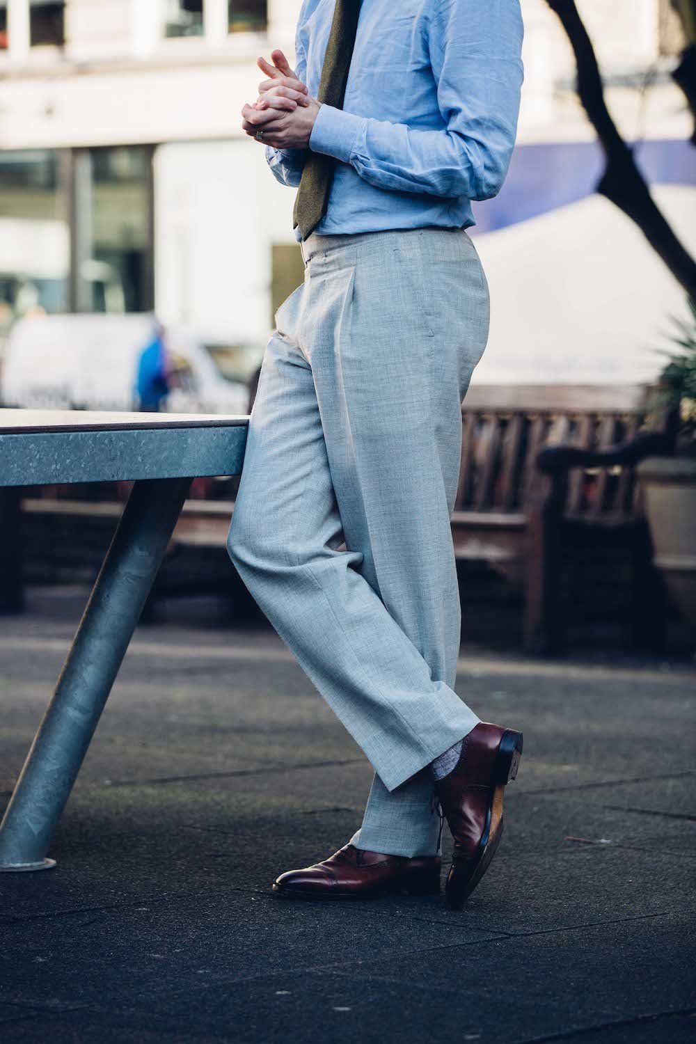 df8ee6bd72 Salvatore Ambrosi trousers – review – Permanent Style