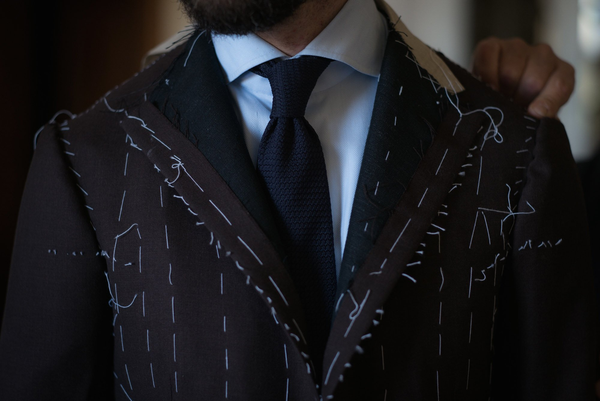 Suit style 1: The difference between bespoke, made-to-measure and ...