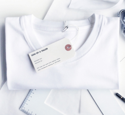 Son of a tailor bespoke T-shirts