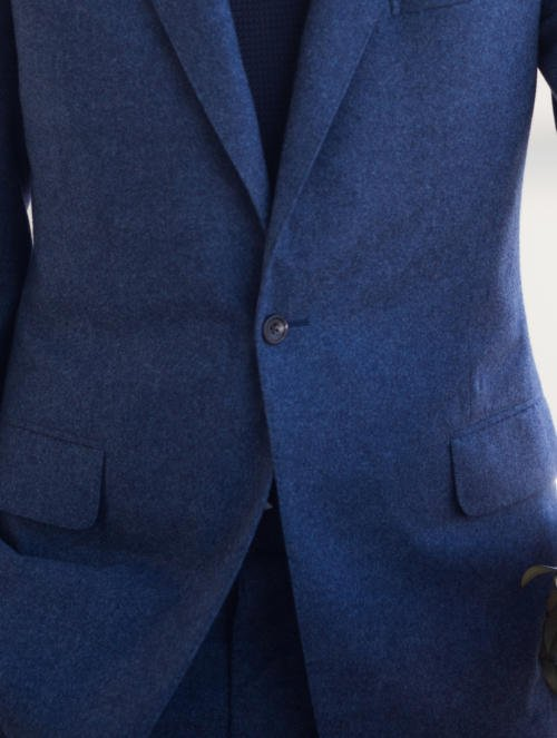Whitcomb & Shaftesbury RAF flannel suit waist copy