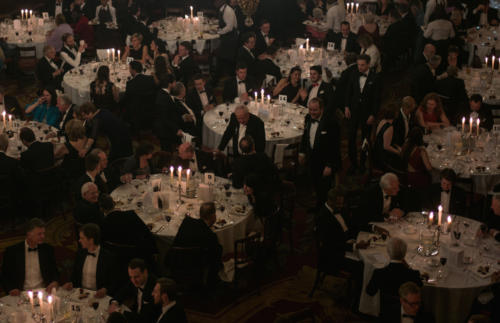 bespoke tailors benevolent association dinner