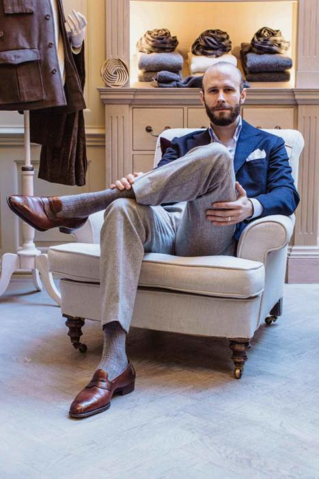 how to dress at a hedge funds