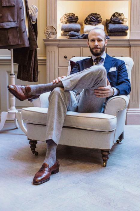 how to dress for a meeting