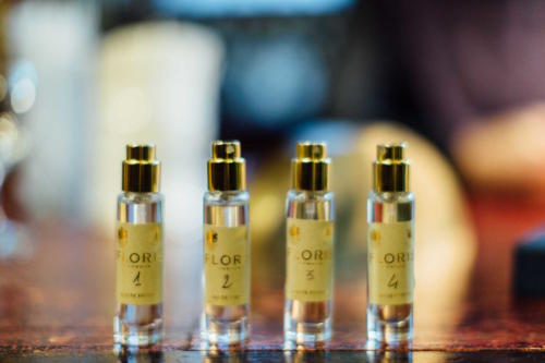 perfume fragrance sample bottles floris