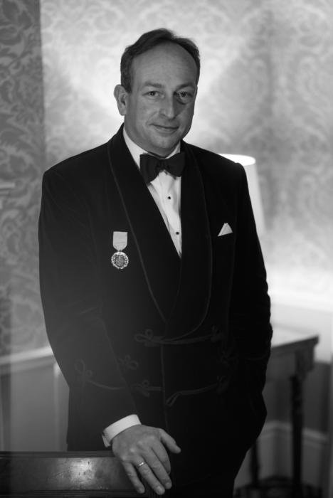 simon cundey of henry poole velvet jacket