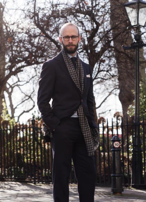 Cifonelli suit
