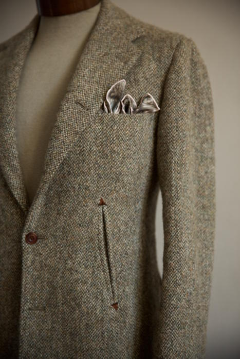 Cifonelli tweed jacket