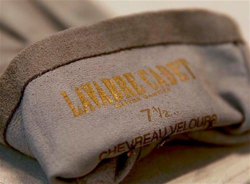Lavabre Cadet glove goatskin