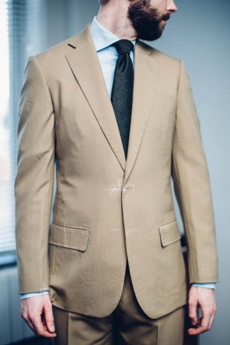 Manning and Manning suit jacket