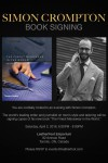 Book signing in Toronto, Canada