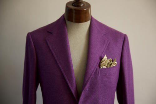 liverano and liverano bespoke jacket